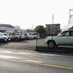 西鉄試験場駅前駐車場