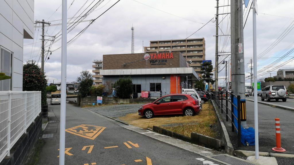 平野駐車場写真